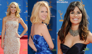 photo of Best Tressed At 2010 Emmys: Messy Chignons And Tousled, Shiny Waves