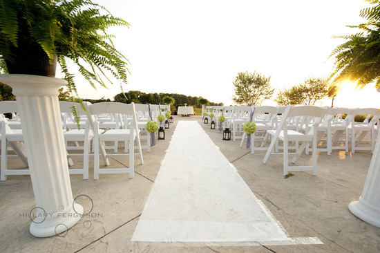 Outdoor Ceremony - Longaberger Golf Club