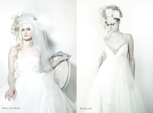 photo of Romantic Wedding Dresses- Bride Chic Introduces The New English Rose