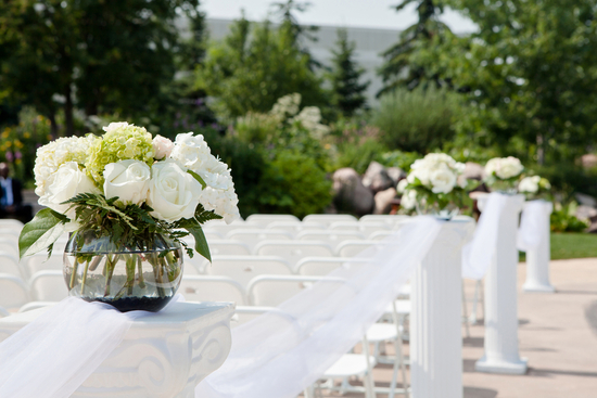 Beautiful Ceremony Decor Details