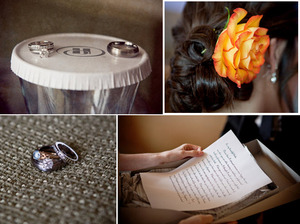 photo of Real Wedding Inspiration: Contemporary Yet Timeless In Saint Louis, MO
