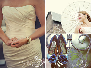 photo of Real Wedding Inspiration: Traditional Meets Rustic Goodness in Ann Arbor, Michigan