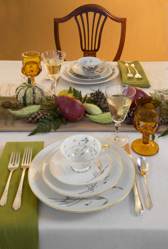 photo of Vintage Place Settings