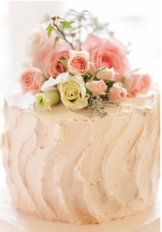 photo of Perfectly Rustic Wedding Desserts