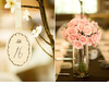 Chic-romantic-wedding-reception-tablescape-light-pink-roses-centerpiece-ivory-black-table-numbers.square