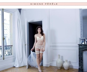 photo of Savvy Steals Giveaway: Beautiful Simone Péréle Wedding Day Lingerie