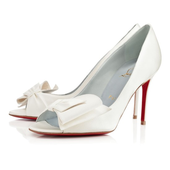 Classic Louboutins with Bows