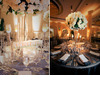 Elegant-romantic-wedding-reception-flowers-decor-high-topiaries-ivory-roses-white-tea-light-candles.square
