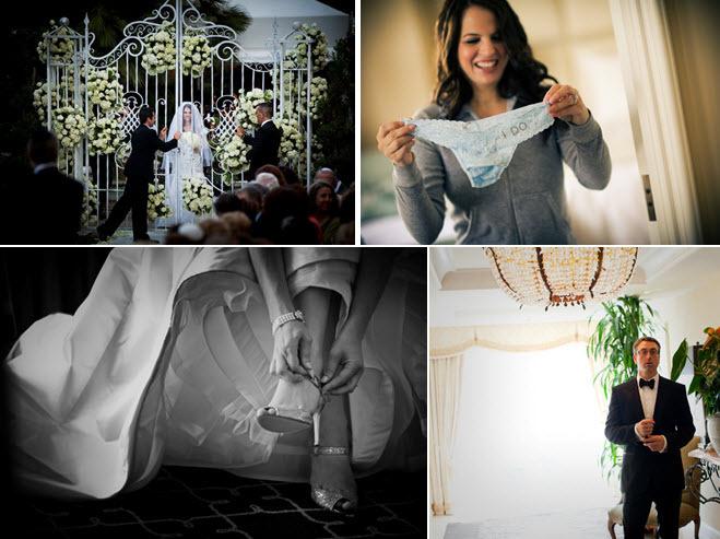 Bride-gets-ready-to-walk-down-aisle-jimmy-choo-peep-toe-bridal-heels-ivoryroses-wedding-flowers.full