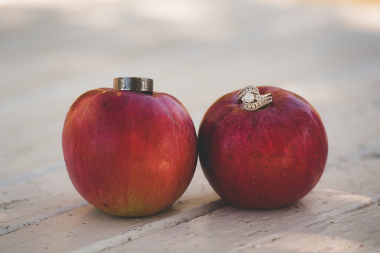 Ring Photography on Apples