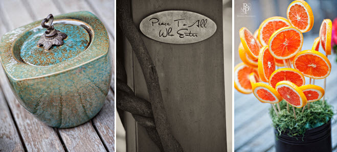 Wedding-details-photography-sentimental-wedding-sign-vibrant-oranges-as-reception-table-centerpieces.full