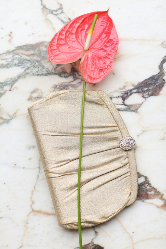 photo of Vintage Gold Clutch