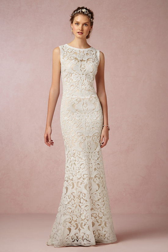 BHLDN Ines Wedding Dress