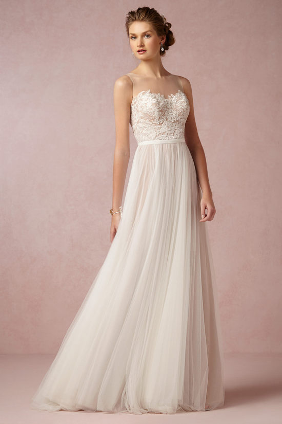 BHLDN Penelope Wedding Dress