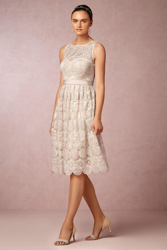 BHLDN Sylvie Wedding Dress