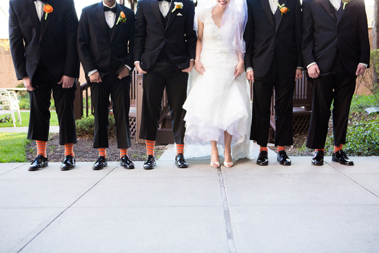 photo of Totally Cool Eco-Friendly and Vintage Inspired Real Wedding
