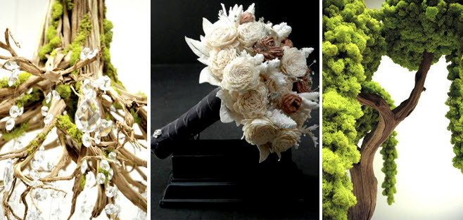 Unique-wedding-decor-ideas-non-traditional-flowers-moss-branches-crystal-chandelier-organic-rustic-wedding-vibe.full