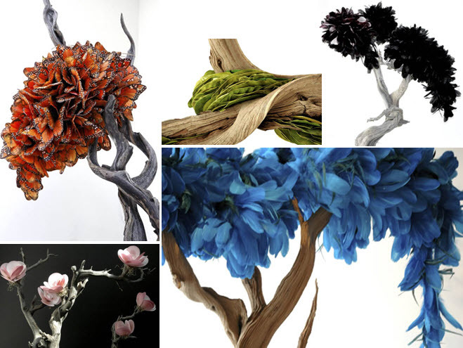 Fantasy-floral-arrangements-non-traditional-feathers-shells-branches-to-inspire-whimsical-fantasy-wedding-vibe.full