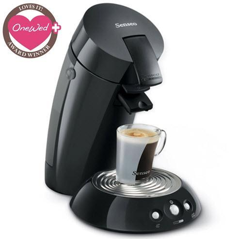 This Senseo individual coffee making machine could be yours, if you're a registered onewed user.