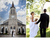 Traditional-wedding-chapel-ceremony-venue-bride-groom-kiss-outside-after-saying-i-do.square