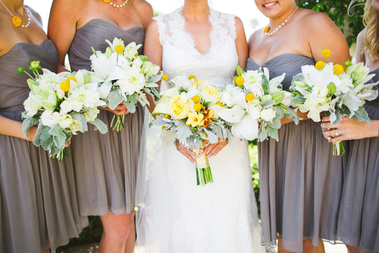photo of Gorgeous Garden Wedding in San Diego