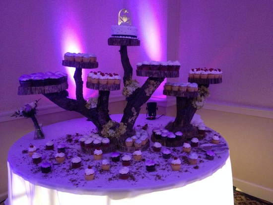 Awesome Cupcake Stand