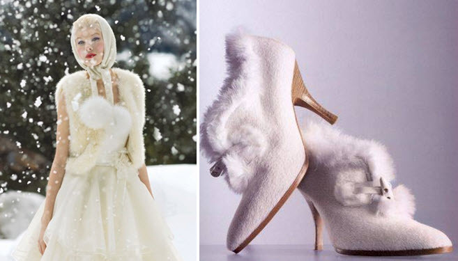 Winter-wedding-bridal-accessories-white-fur-heeled-boots-cap.full
