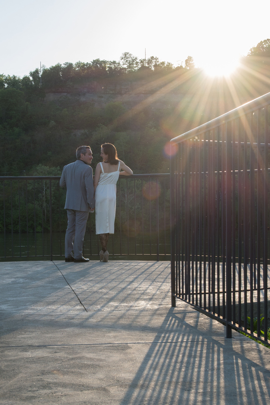 Bride-and-groom-in-Oakmont-PA-Reception