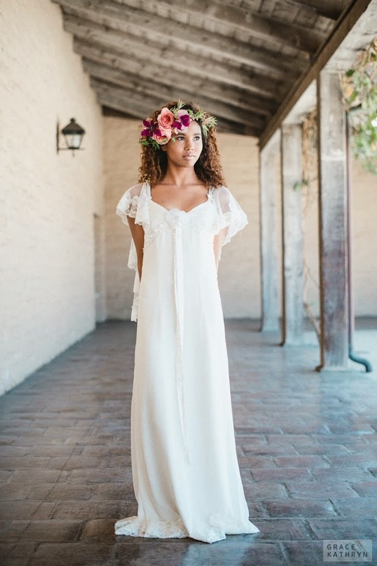 photo of Bride Chic's Trend Watch: La Boheme