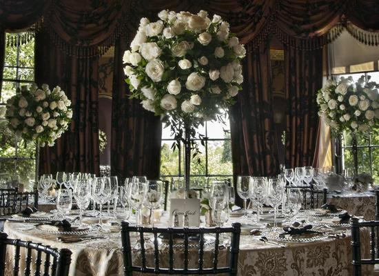 Gorgeous Dressed Tables