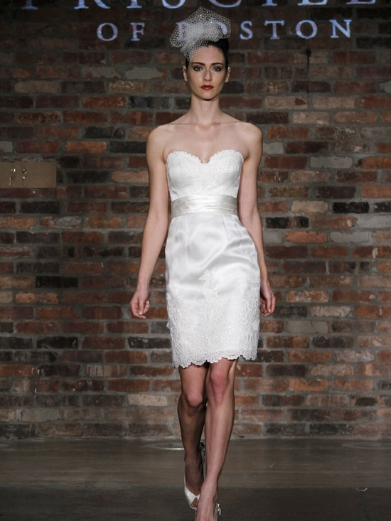 photo of The Wait Is Over! New Wedding Dresses From Priscilla Of Boston Have Arrived!