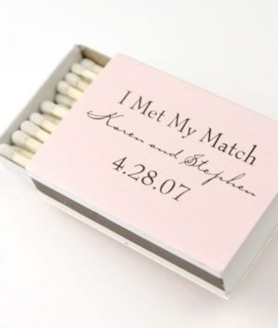 Wedding Guest Favors For Active Adventerous Couples Custom