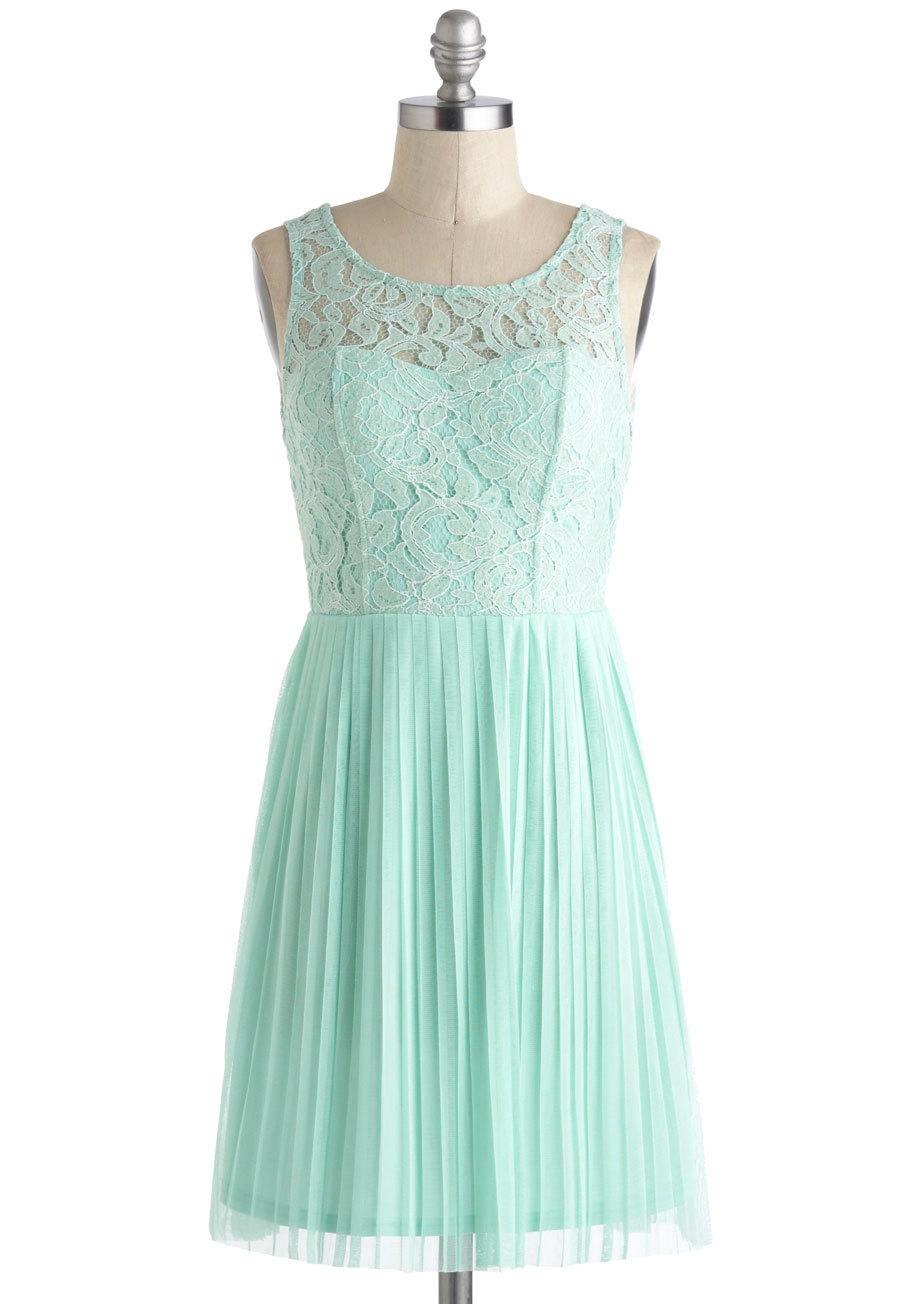 Mint bridesmaid dress with lace illusion neckline short mint bridesmaid dress with lace illusion neckline ombrellifo Choice Image
