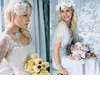 The-blond-bride-perfect-white-wedding-dress-hue-vintage-birdcage-veil.square