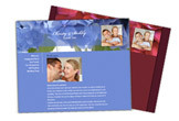 OneWed offers a variety of wedding website options.