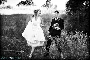 photo of Featured Hood River, Oregon Rustic Wedding: Elizabeth and Jay