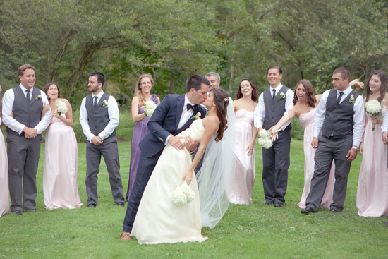 photo of A Rustic Real Wedding with DIY Modern Elements