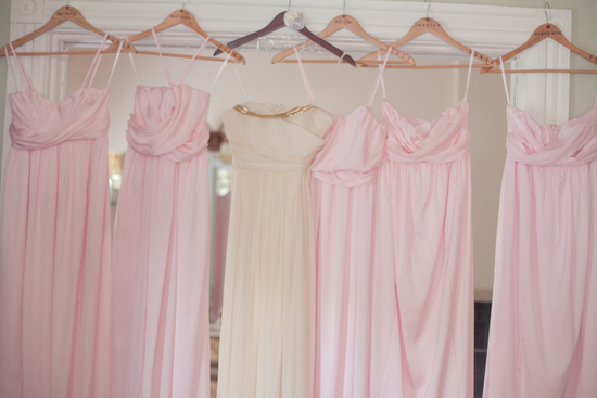 photo of Pink Bridesmaid Dresses