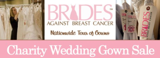 photo of Win Free Tickets to the Brides Against Breast Cancer Wedding Dress Sale