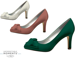 photo of Bridal Shoes For Less Than $50, Dyeable In 64 Custom Hues!