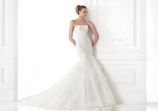 photo of Pronovias 2015 Dreams Collection Maitza Gown