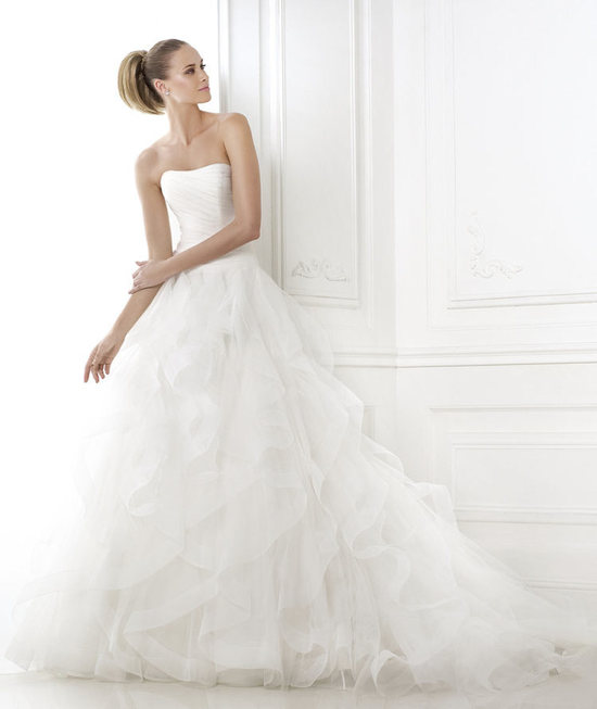 Pronovias 2015 Dream Collection Belia Gown