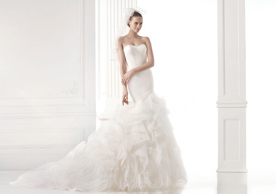 photo of Pronovias 2015 Dream Collection Mildred Gown