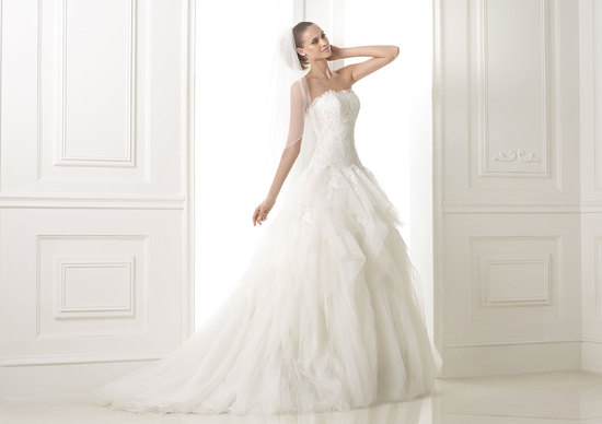 photo of Pronovias 2015 Dream Collection Beleria Gown