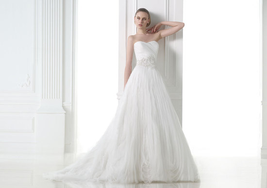 Pronovias 2015 Dream Collection Malvina Gown