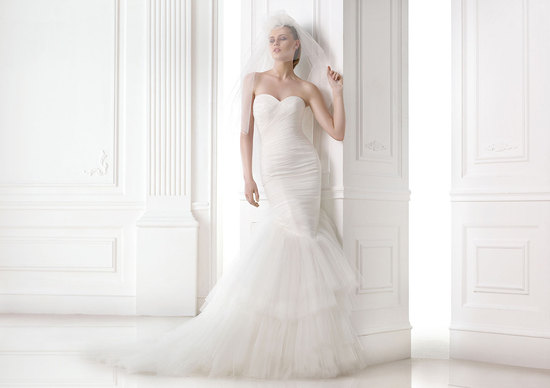 Pronovias 2015 Dream Collection Meline Gown