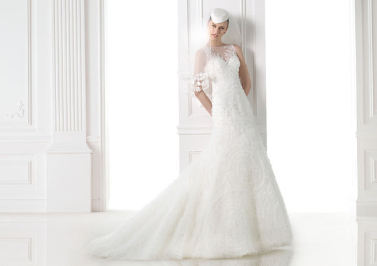 photo of Pronovias 2015 Dream Collection Malina Gown