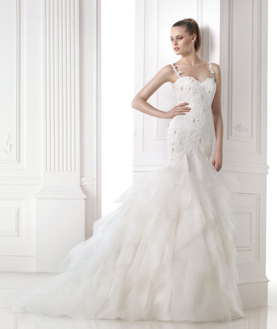 photo of Pronovias 2015 Dream Collection Milenka Gown