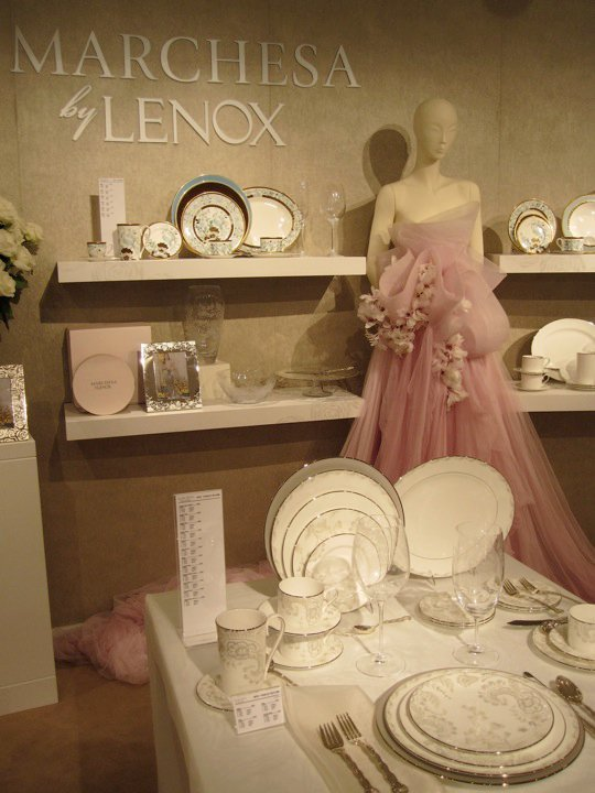 photo of Marchesa Brings Couture Elegance To Your Dinner Table: Marchesa by Lenox China Collection!