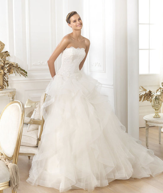 photo of Pronovias 2015 Dream Collection Leante Gown